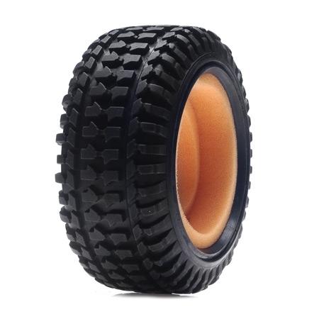 Fr/ R Tire with Insert (Pr): Horizon LOSB7214
