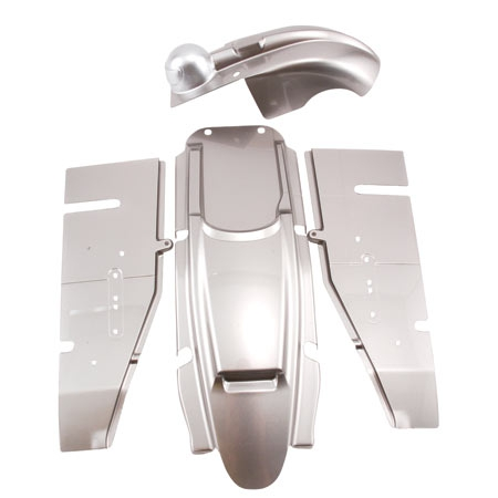 Painted Body, Silver: Slider Horizon LOSB8062