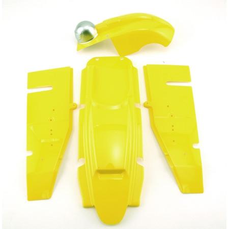 Painted Body, Yellow: Slider Horizon LOSB8064