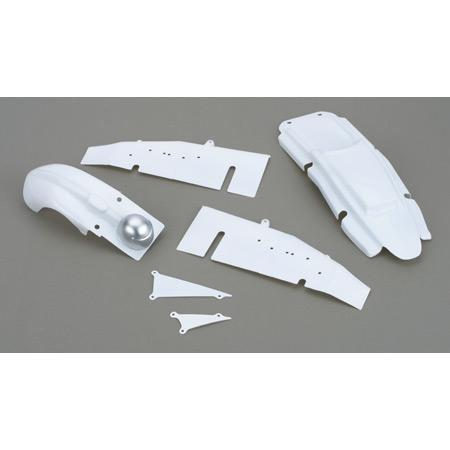 Painted Body, White: Slider Horizon LOSB8066