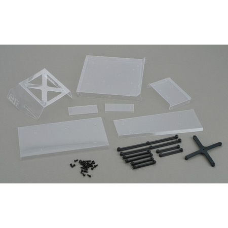 Wing Kit Clear: Slider Horizon LOSB8149