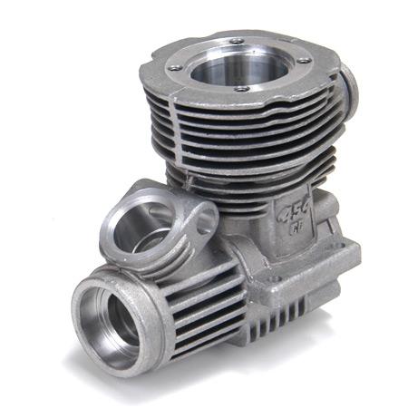 Crankcase, Aluminum: 454 Horizon LOSR2213