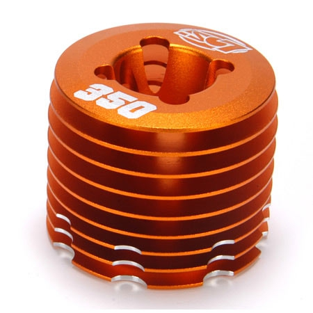 Cooling Head, Orange: 350 Horizon LOSR2319