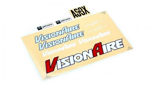 Parkzone Dekorbogen: VisionAire Horizon PKZ6538
