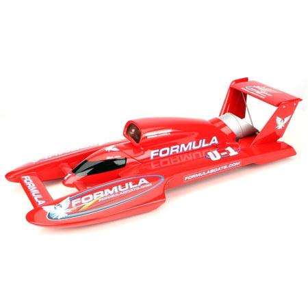 Hull: 1/12 Formula Horizon PRB3201