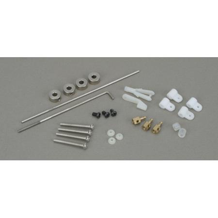 RudderPushrods w/Hardware:PT- Horizon PRB3606