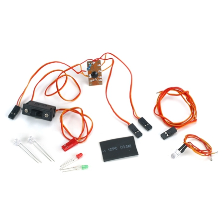 Light Kit Complete: PT-109 Horizon PRB3611