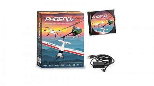 Phoenix R/C Simulator V5.5 Horizon RTM5500