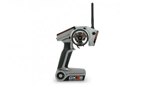 Spektrum DX3S DSM 3 Kanal Anlage SPM3140E Spektrum
