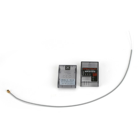 Spektrum SR3100 Gehäuse mit Antenne Spektrum SPM9005