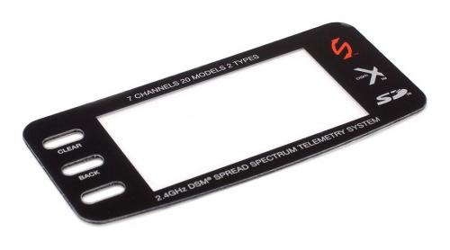 Spektrum DX7s LCD-Abdeckung Spektrum SPM9032