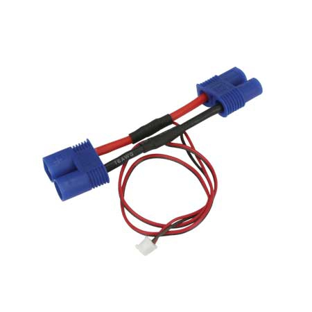 Spektrum Telemetrie Flugakkuspannungssensor für EC3-Stecker Spektrum SPMA9556