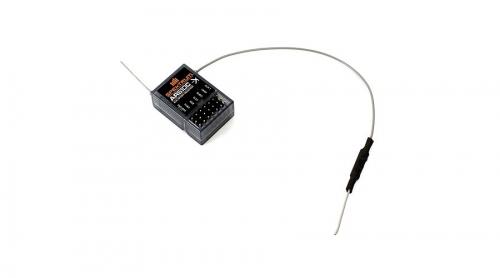 Spektrum AR610C 6-Kanal DSMX-Sportempfänger mit Beschichtung Spektrum SPMAR610C