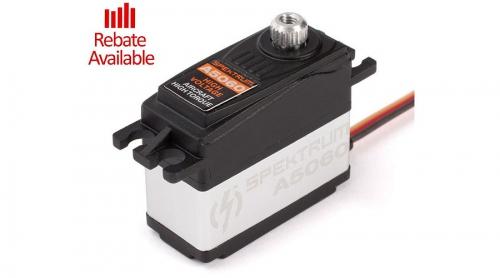 Spektrum A5060 HV Mini-Digitalservo mit Metallgetriebe, High Torque Spektrum SPMSA5060