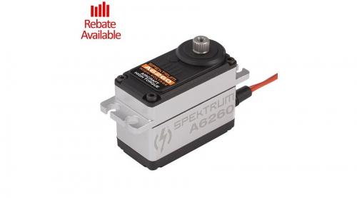 Spektrum A6260 HV Digitalservo mit Metallgetriebe, High Torque Spektrum SPMSA6260