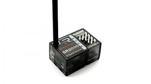 Spektrum SR2000 2-Kanal Micro-Race DSMR-Empfänger Spektrum SPMSR2000