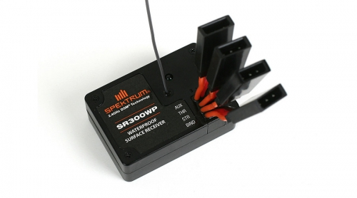 Spektrum SR300WP 3K DSM Sport SPMSR300WP Spektrum
