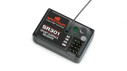 Spektrum SR301 3 Kanal DSM Sp SPMSR301 Spektrum