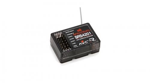 Spektrum Replacement Rx:SRS4200/1 DSMR AVC Spektrum SPMSRS4201