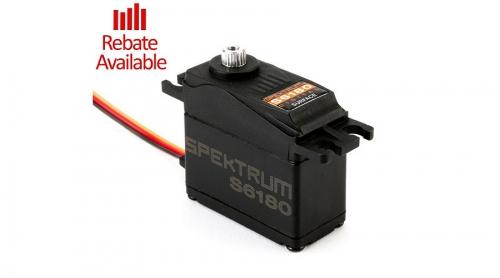Spektrum S6180 Digitalservo Spektrum SPMSS6180
