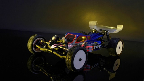 TLR 22 3.0 MM Race Kit: 1/10 2WD Buggy Horizon TLR03006