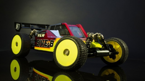 TLR 5IVE-B Race Kit: 1/5 4WD Buggy Horizon TLR05001