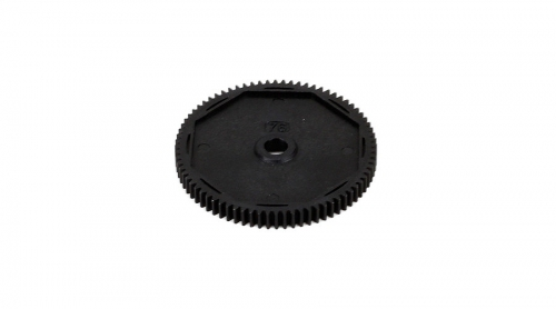 HDS Spur Gear, 76T 48P, Kevlar: All 22 Horizon TLR232009