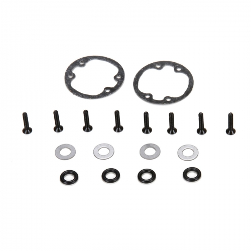 Seal Set, Gear Diff (2): 22-4 2.0 Horizon TLR232048