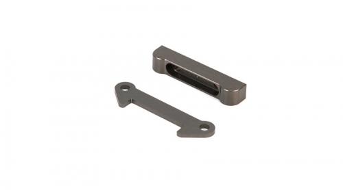Front/Rear Hinge Pin Brace: 22/2.0/T/SCT Horizon TLR234008
