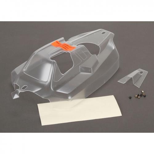 TLR Karosserie vorne, transparent: 8IGHT 4.0 Horizon TLR240008