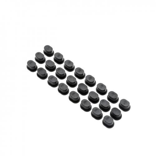 Adjustable Hinge Pin Brace Inserts: 5B,5T,MINI WRC Horizon TLR254002
