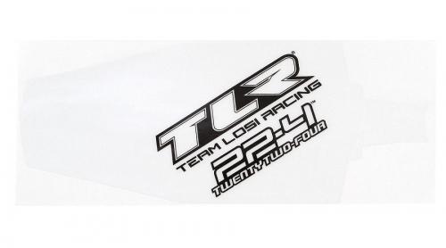 TLR 22-4 : Chassis Schutzfolie vorgeschnitten (2) Horizon TLR331004