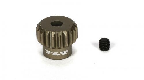 TLR Ritzel19T/ 48P/ Aluminium Horizon TLR332019