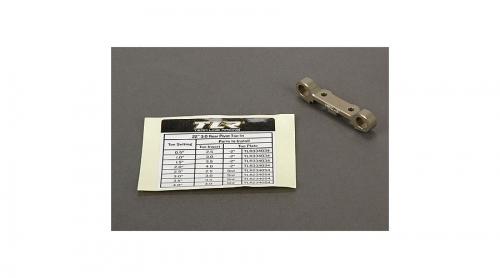 TLR Aluminium-Querlenkerhalter -2° LRC: 22 3.0 Horizon TLR334034
