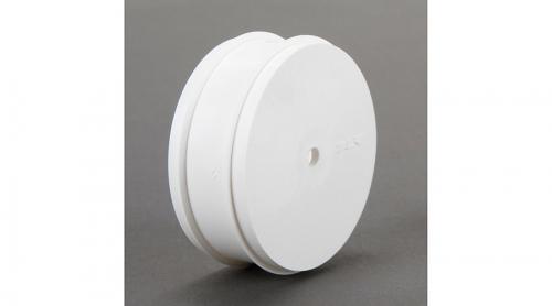 TLR Felge vorne 61 mm, weiß (2 Stk): 22 3.0 Horizon TLR43011