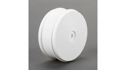 TLR Felge vorne 61 mm, weiß (2 Stk): 22-4 Horizon TLR43013