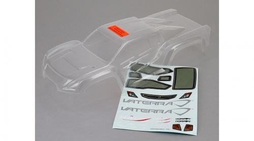 Vaterra Hal: Karosserie Transparent Horizon VTR230021