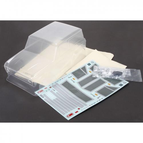 Vaterra Karosserie transparent  mit Aufkleber (278WB) Horizon VTR230047