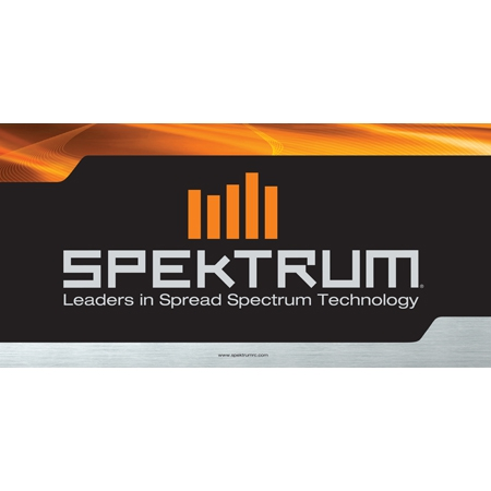 Banner (1x2m) Spektrum SPMCBANNER2