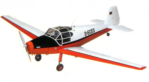 Bauplan Bücker Bestmann Krick 10301