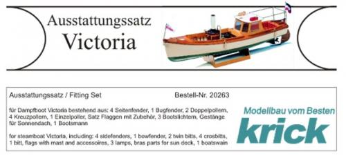 Victoria Ausstattungssatz Krick 20263