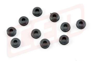 Gummi Tüllen 3mm Krick 24323