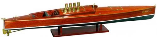 Dixie II 1908 mittel (Fertig-Standmodell) Krick 25595