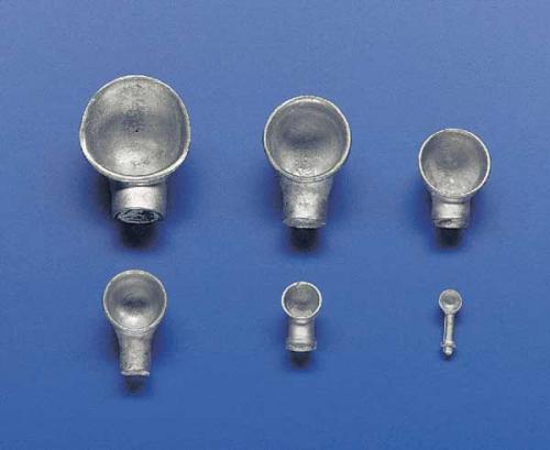 Lüfter 7 mm  Resin  (2 Stück) Krick 27235