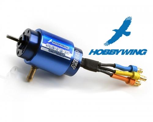 Seaking BL Motor 2040 4800KV wassergekühlt Krick 42427