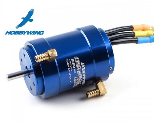 Seaking BL-Motor 3660 3180KV wassergekühlt Krick 42429