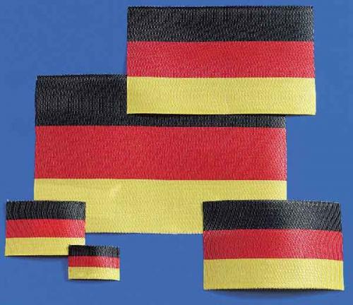 Flagge Deutschland 40x60 mm (2) Krick 63452