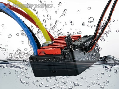 Fahrtregler Quicrun WP1060 Brushed Krick 67051