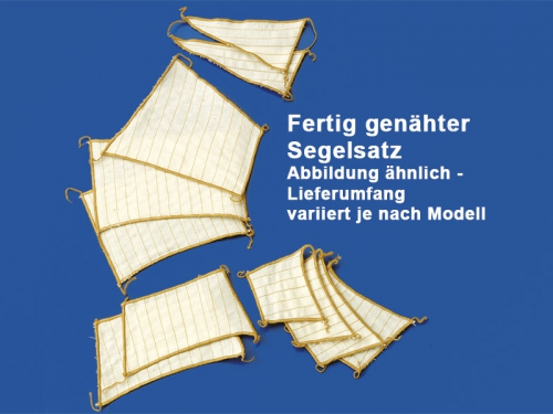 Segelsatz Cäsar Krick 834202