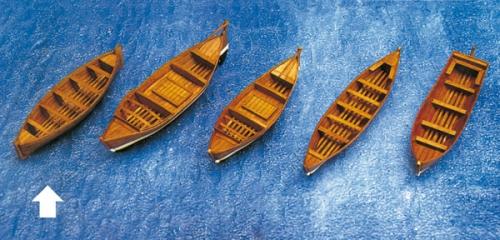Beiboot Schaluppe 105x31x21mm Krick 836466